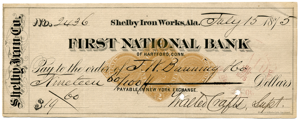 Early Cheques Don't Mean a Property's Selling Fast