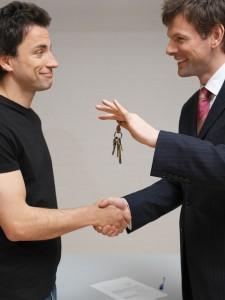 Exchange of keys