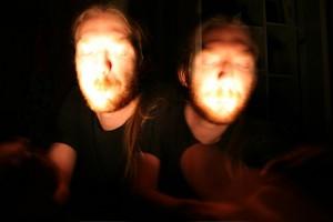 Torchlit shadows