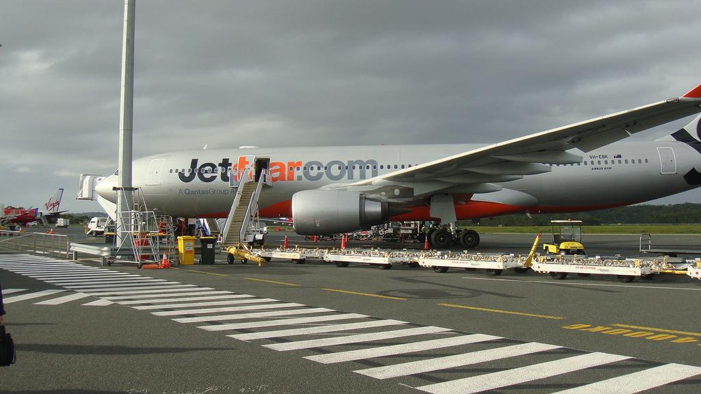 JetStar A330