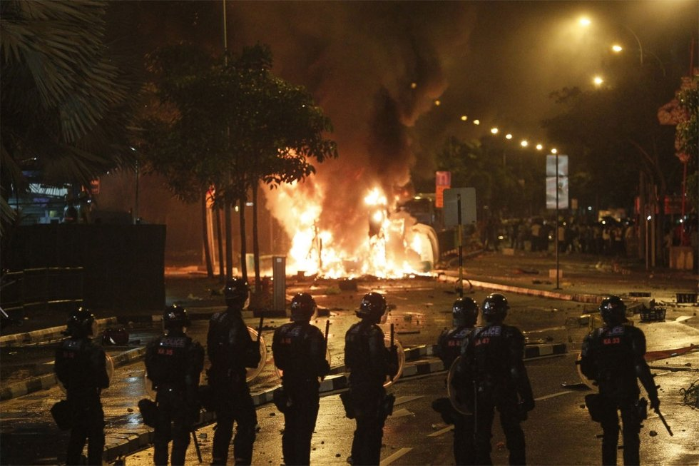 Insurance for Riots in Singapore