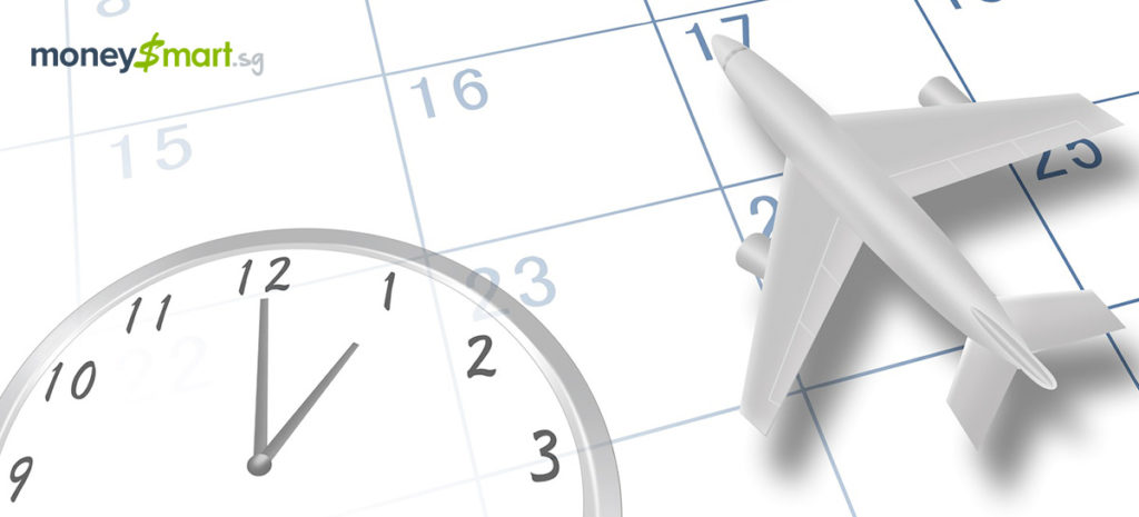 Booking Your Air Tickets Online – Here's the Expert Tip on the Best Time to Do It!