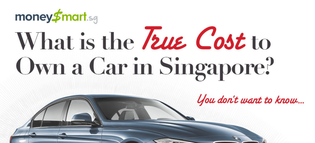 The true cost of owning a car in Singapore