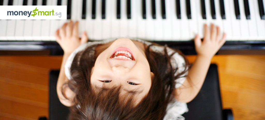 lower cost music lessons for child