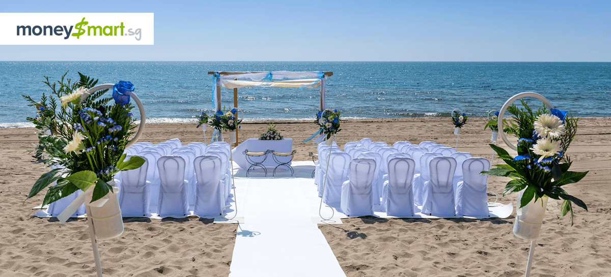 Destination wedding under $10,000