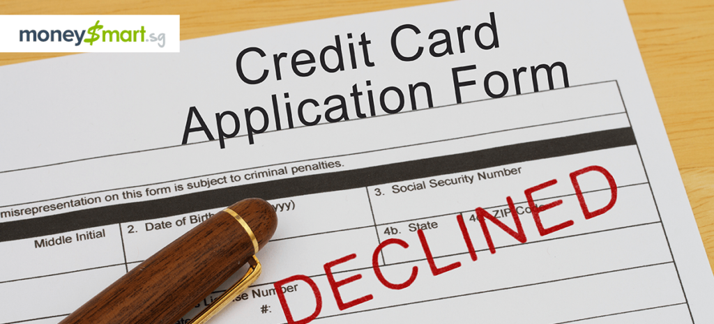 5 Reasons Your Credit Card Application Got Rejected