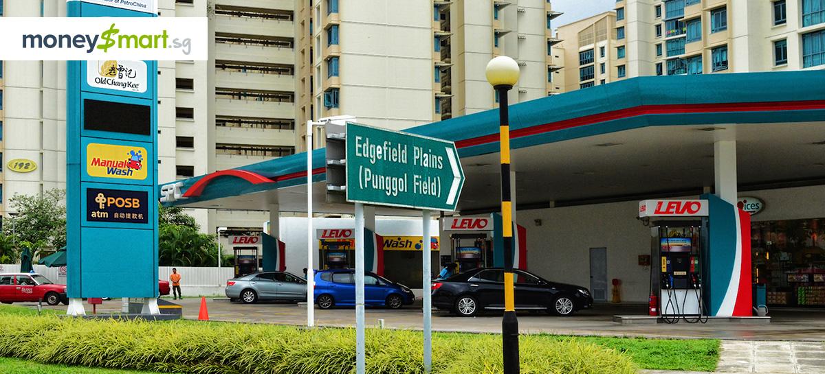 cheapest petrol singapore