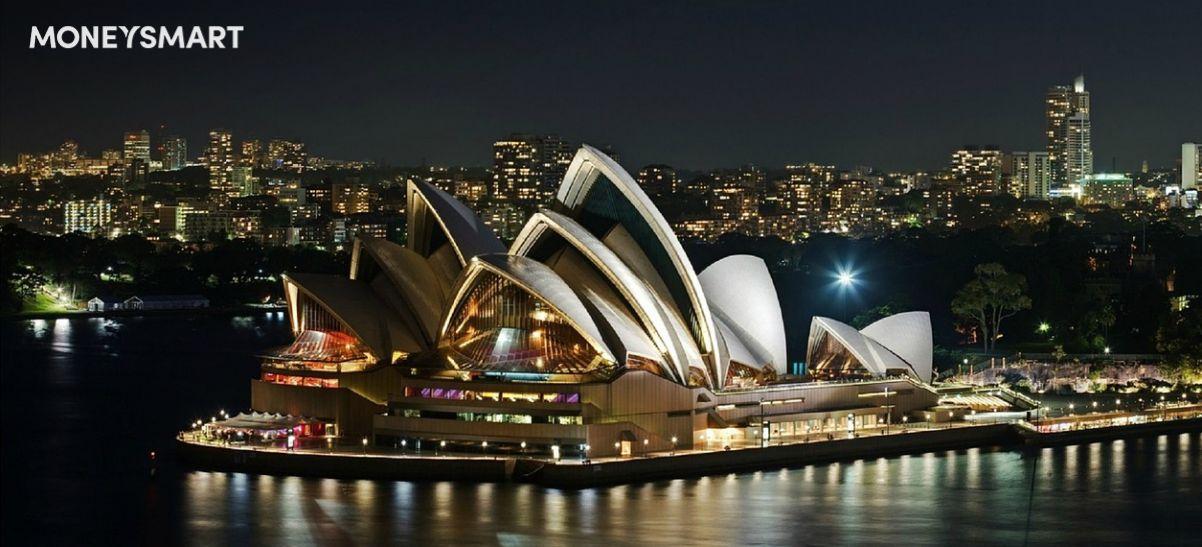 migrate to australia sydney