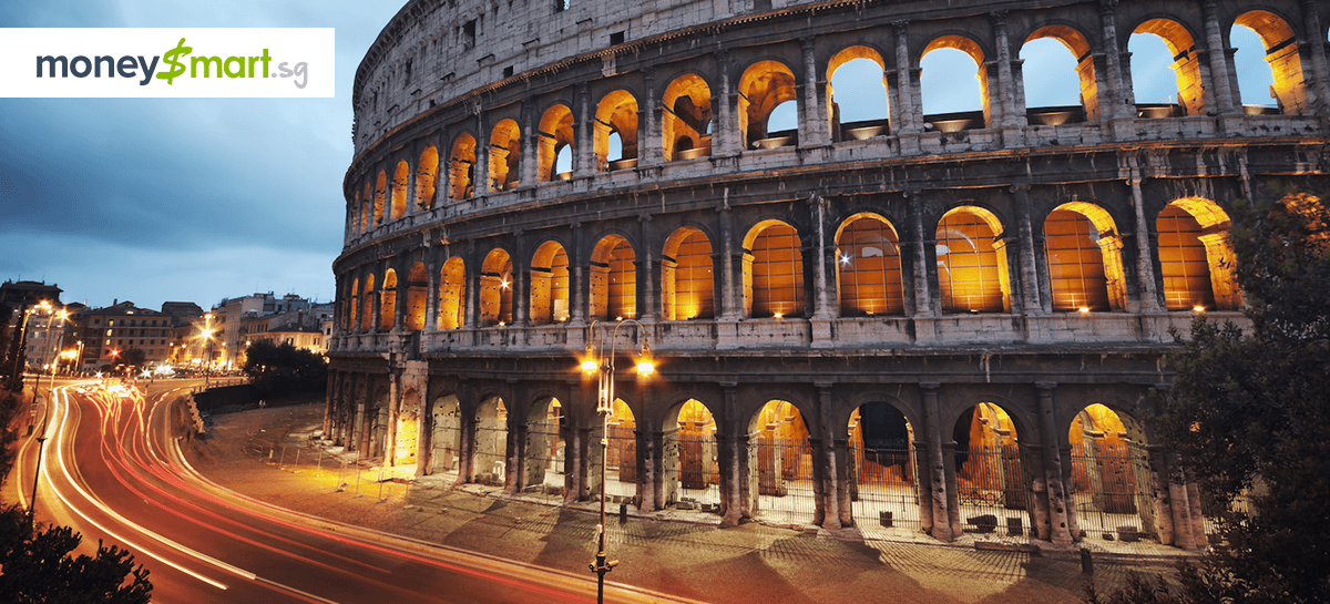 travel to italy for under $1,600