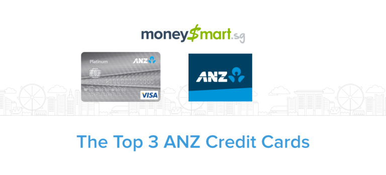 anz credit cards in singapore  moneysmart's recommended