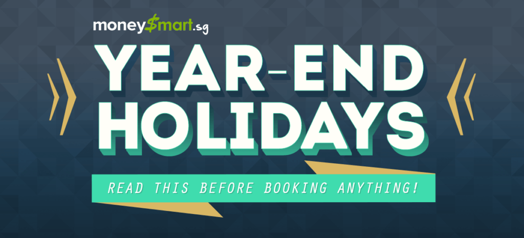 year end holiday credit card travel
