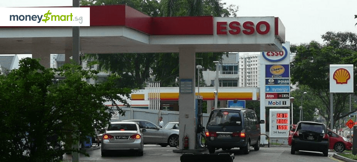 Esso Petrol Discounts in Singapore – Which Credit Card is Best ...