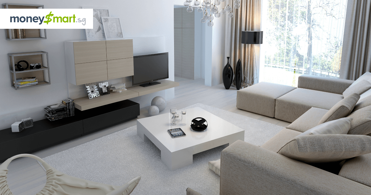 How to get the modern singapore living room for under for Idee deco salon chaleureux
