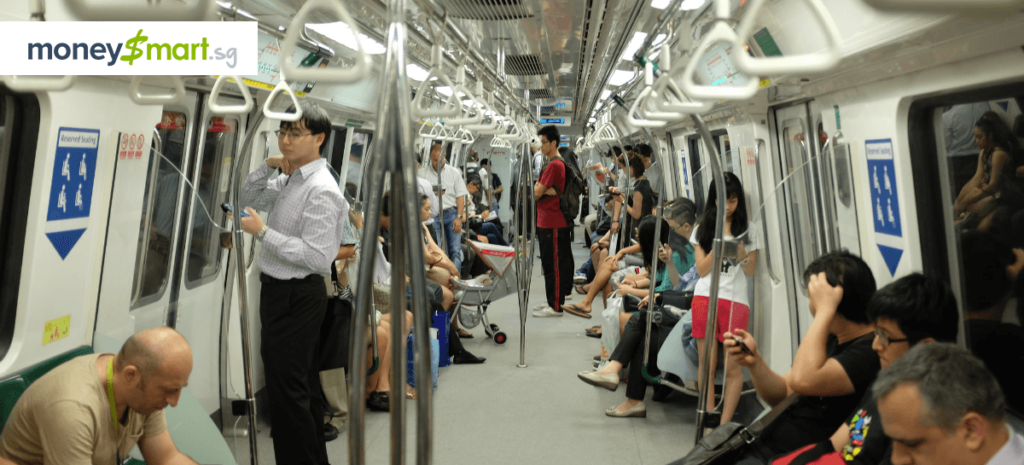 travel smart rewards mrt singapore
