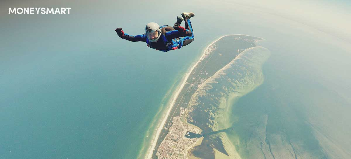skydiving travel insurance for adventurers