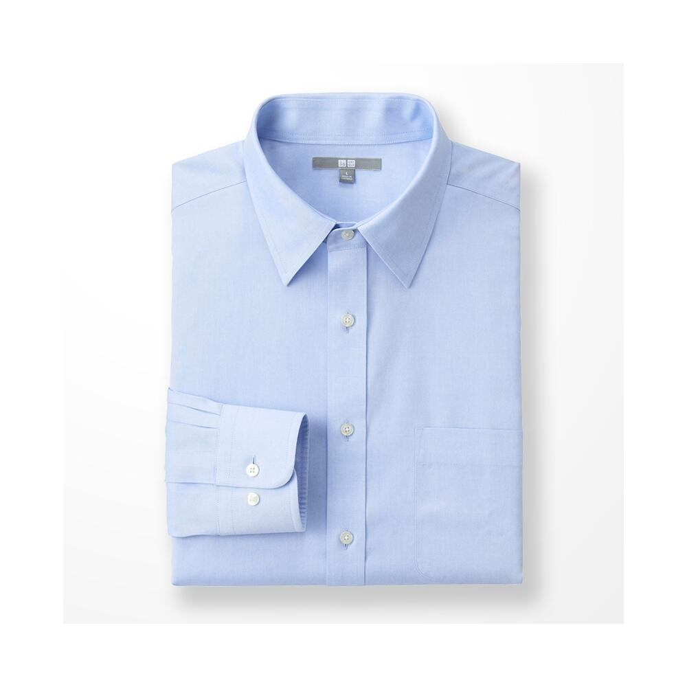 $500 shopping spree Uniqlo non iron shirt