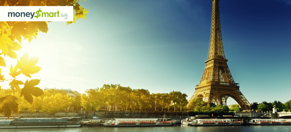 paris travel lower budget