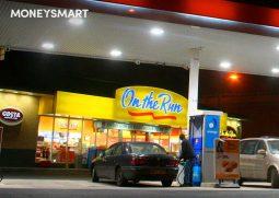 petrol station singapore