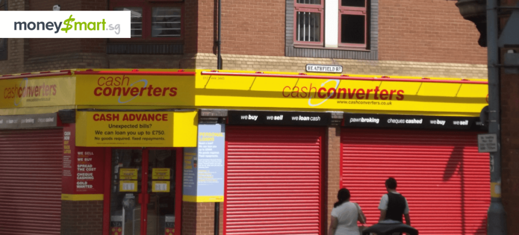 13 Bizarre Items You Can Buy at Cash Converters