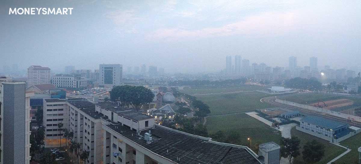 haze in singapore