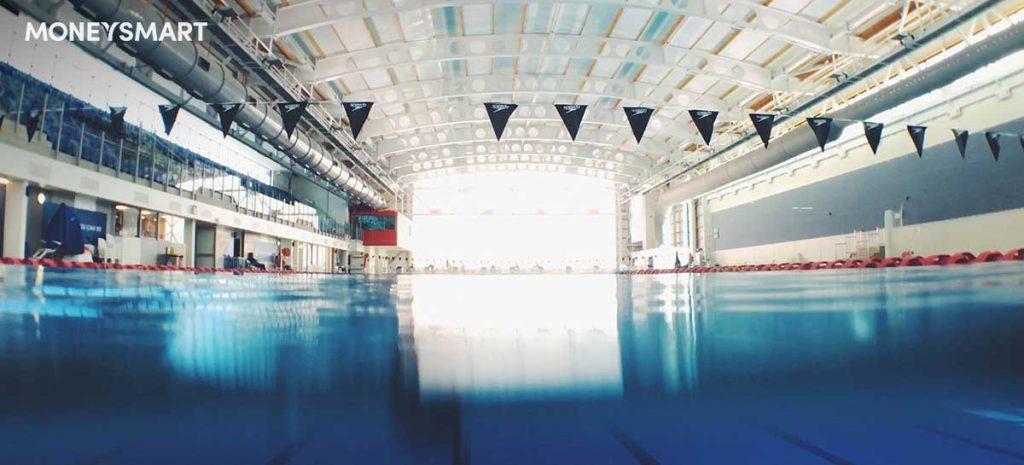 activesg credits swimming pool gyms