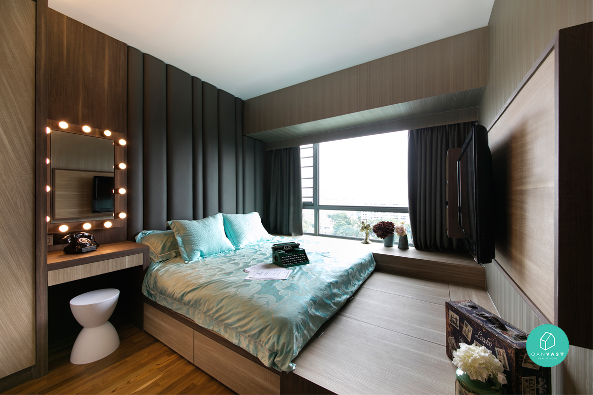 Bto vs resale flat how much should you be budgeting for for 2 room bto flat interior design ideas