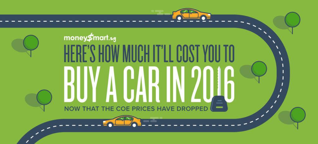 car cost 2016 singapore