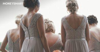 expensive wedding bridesmaid dresses
