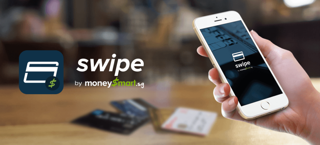 Swipe moneysmart credit card