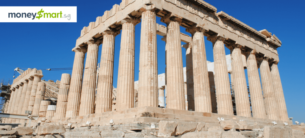 How to Go on a Week-long Holiday to Athens For Less Than $1,200