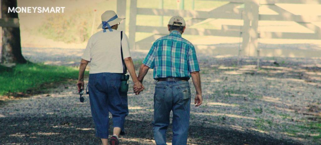old with no children senior citizens