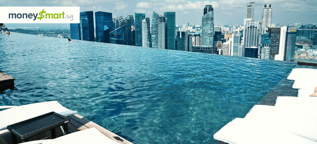 5 Crazy Ways People Try to Get into the Marina Bay Sands Infinity Pool Without Paying for a Full Room