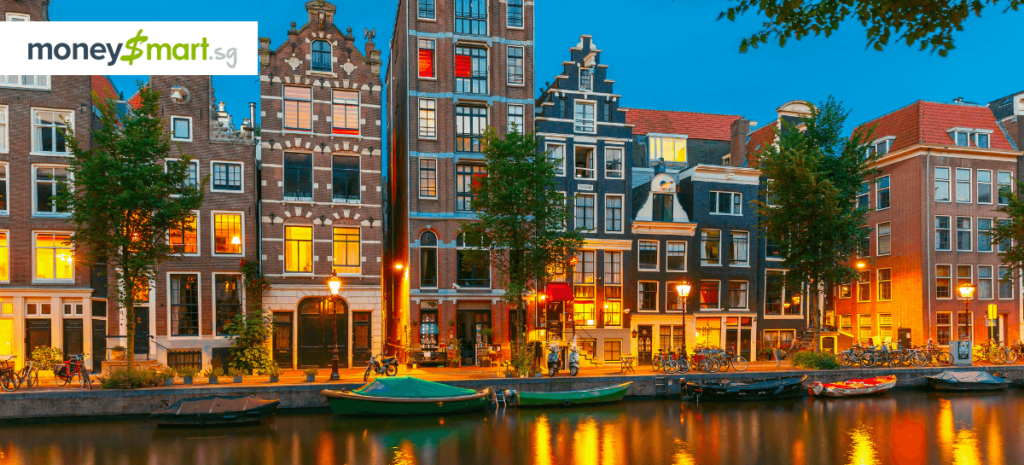 How to Go on a Week-Long Holiday to Amsterdam For Less Than $1,700