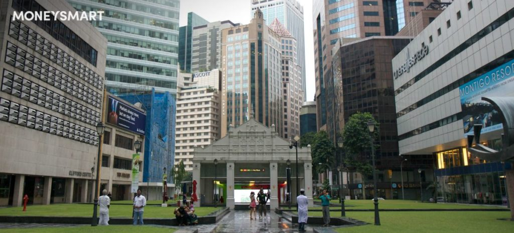 jobs with high turnover rate singapore cbd