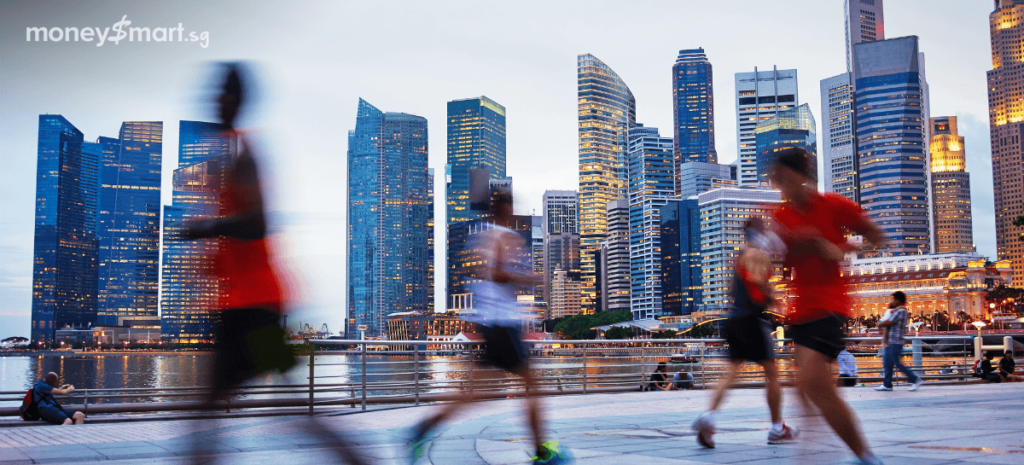 Here's Why Every Runner in Singapore Needs to Sign Up For U Sports' U Run All Access Package