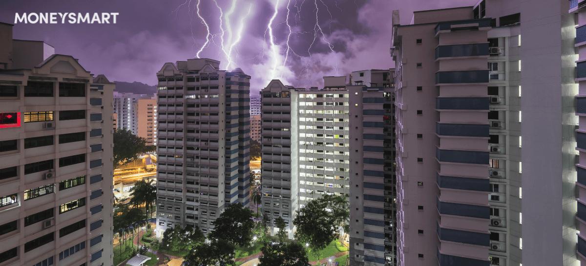 hdb flat lightning