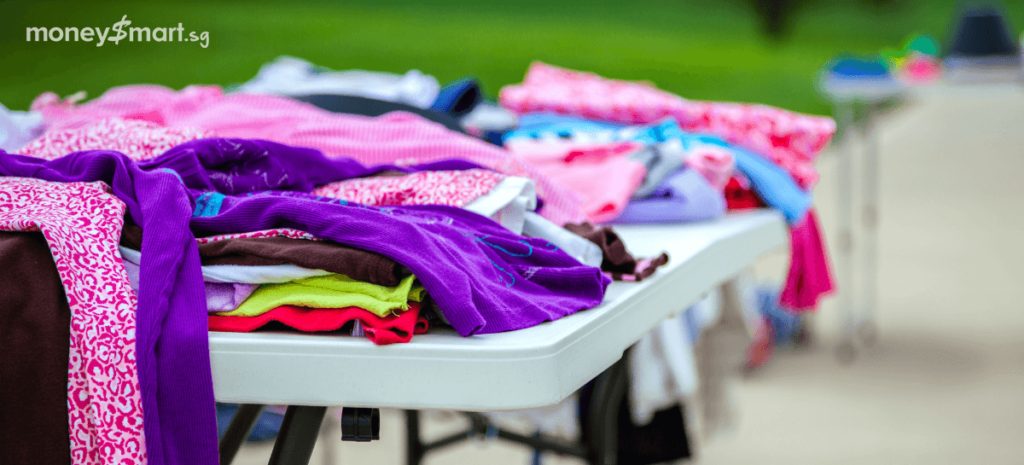 4 Things Singaporean Shopaholics Can Do With Their Unwanted Clothes