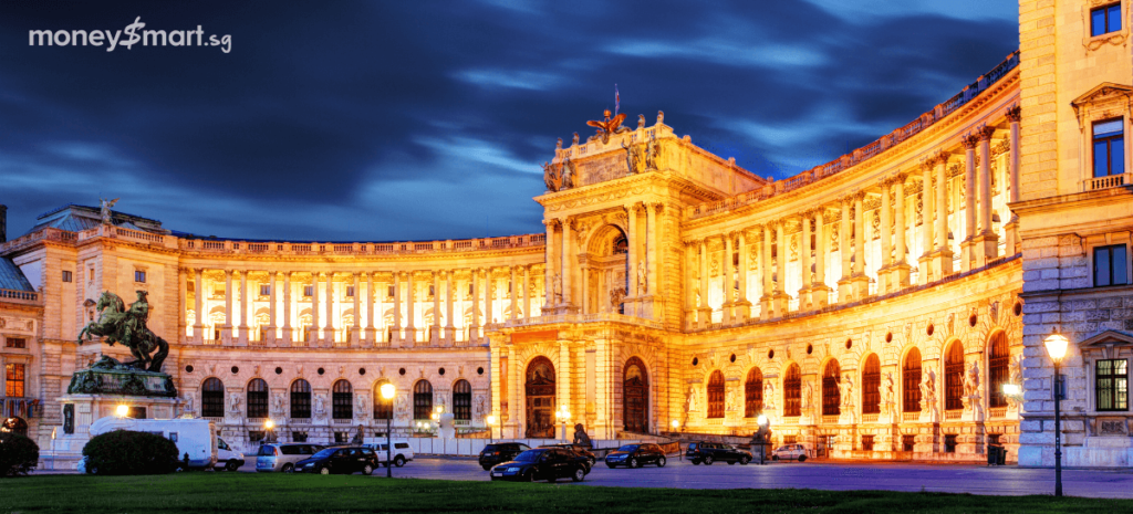 How to Enjoy a Week-long Holiday in Vienna For Under $1,400
