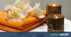 spa beauty treatments the entertainer