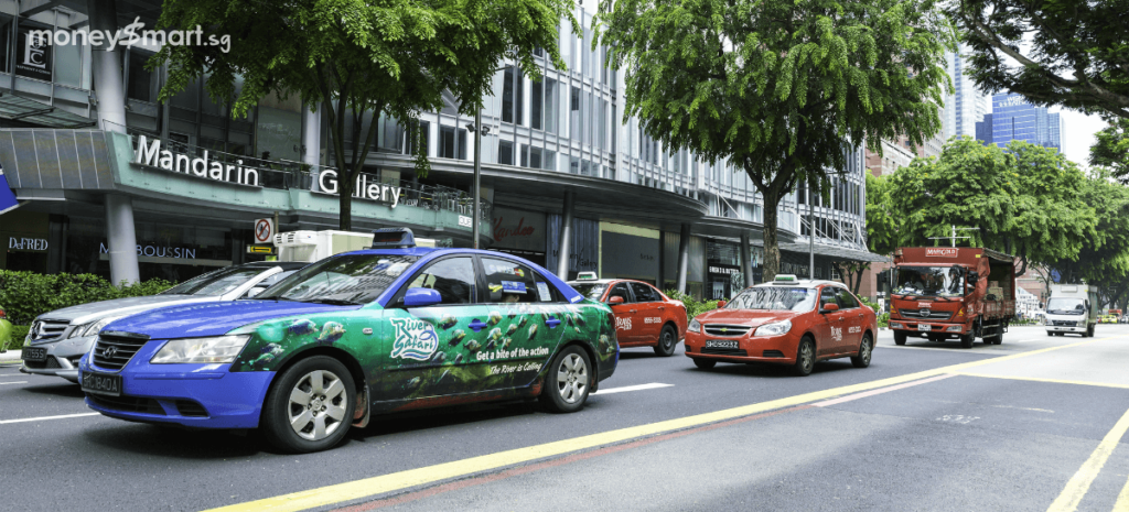 Has SMRT Found the Solution To Getting More Taxis Back on the Road?