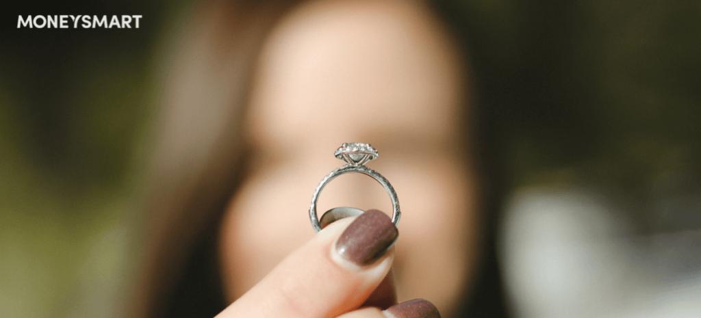 engagement ring singapore