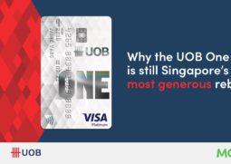 UOB One Card Singapore