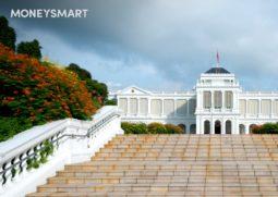 President Halimah Yaacob Istana SIngapore