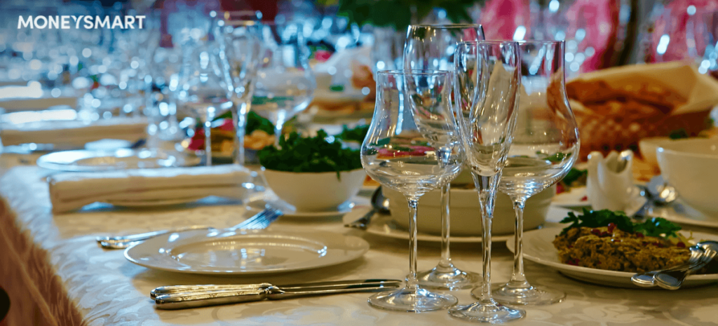 Wedding Dinners and Packages: Why You Shouldn't Take Everything That's Offered to You