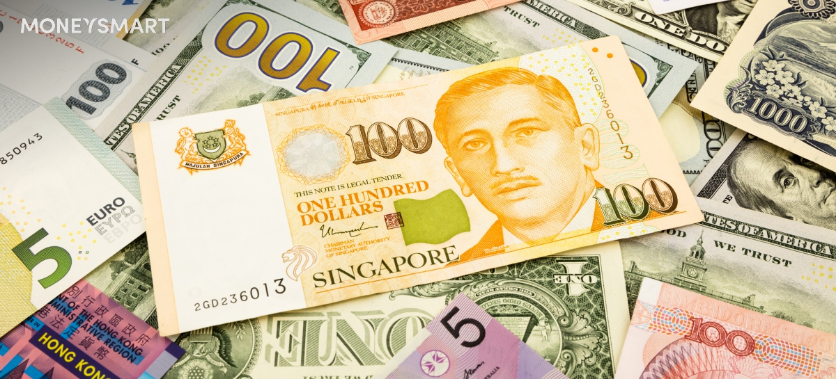 Forex rates singapore dollars