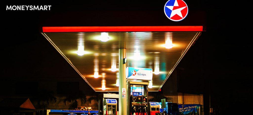 caltex petrol station discounts