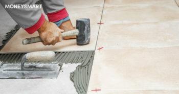 home renovations floor tiling singapore