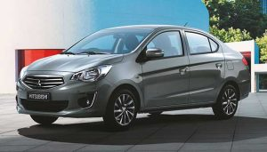 Mitsubishi Attrage Cheapest Cars Singapore
