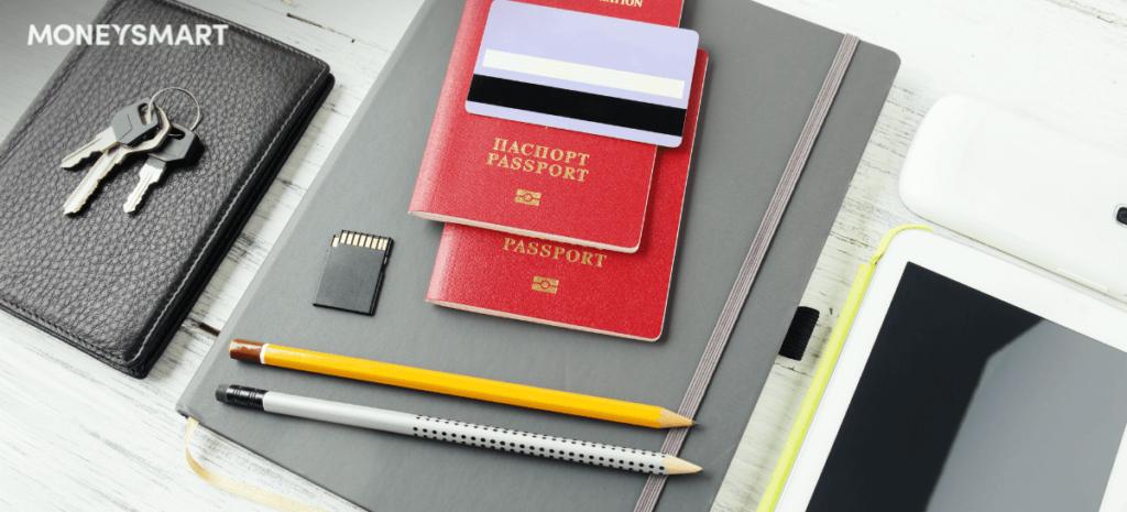 credit card overseas spending fees