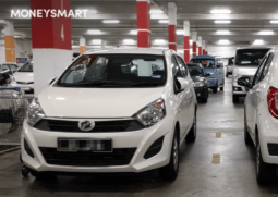 perodua axia most affordable car
